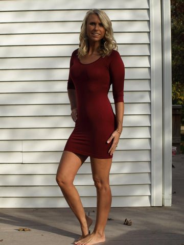 3/4 Length Layering Tunic/Slip