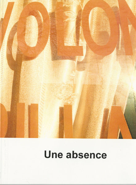 Une absence (Workbook)