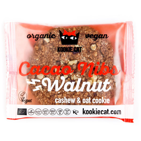 Kookie Cat Cacao Nibs Walnut