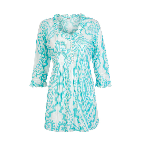 *SALE* Sophie Tunic - Turquoise