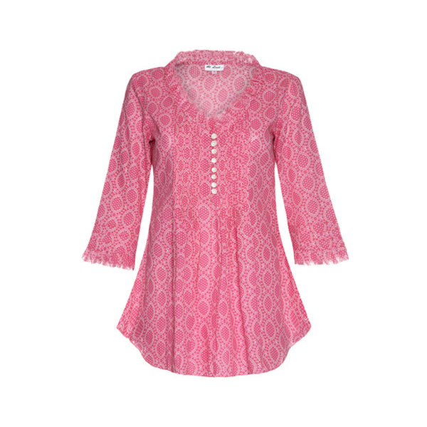 *SALE* Sophie Tunic - Fresh Pink