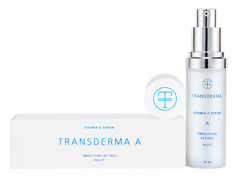 Transderma A Vitamin Soothing Retinal - Night Serum