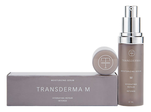 Transderma M Moisturizing Serum Hydrating Repair - Intense