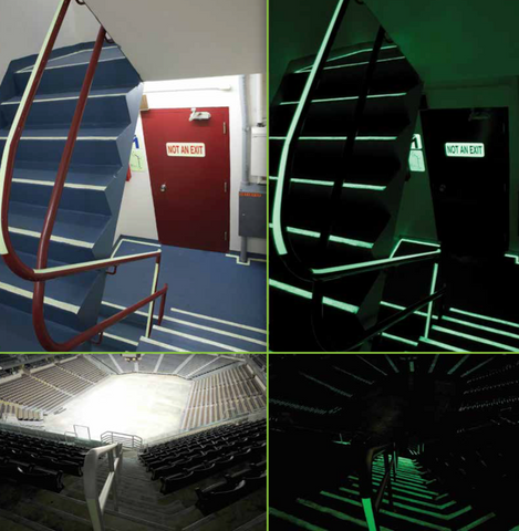 Stairwell/Arena