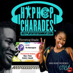 Virtual Hip Hop Charades (Hosted Zoom Event)