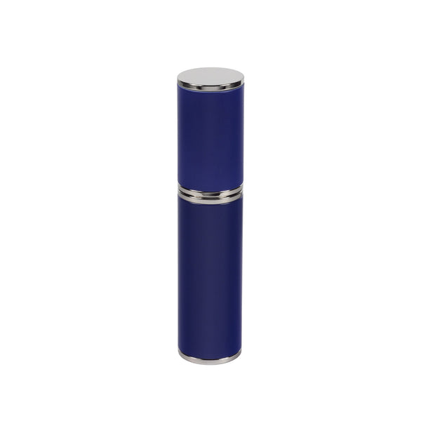 BLUE LACQUER PURSE ATOMIZER