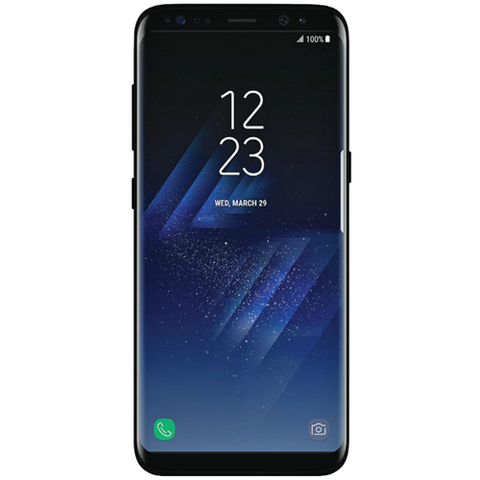 Samsung Galaxy S8 and S8P
