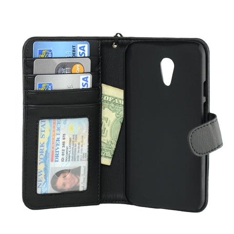 Motorola Moto G 2nd generation Wallet Case - Navor