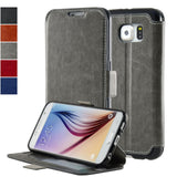 Samsung Galaxy S6 Ultra Slim Wallet Case - Navor