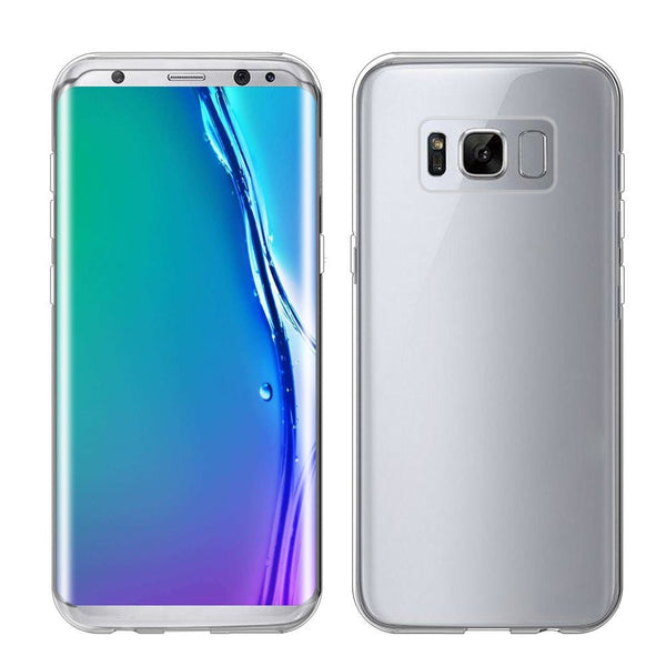 Navor Galaxy S8 Plus Case, Ultra Thin TPU Matte Transparent Clear Soft Skin Case Cover For Samsung Galaxy S8 Plus (Clear)