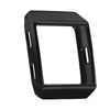 Navor Soft Silicone Clear Frame Replacement Case Cover Protector Compatible for Fitbit Ionic