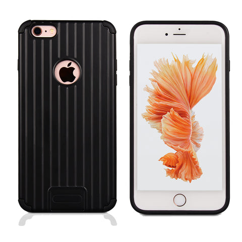 NAVOR Kario Groove Dual Layer Protective Case for 5.5-inch iPhone 6s Plus / iPhone 6 Plus