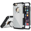 NAVOR Shockproof 360 Degree Kickstand Case for iPhone 6 / 6s (4.7-inch) -[IP6-4]