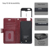 4.7-inch iPhone 6/6S Wallet Power Battery Case 3200 mAh - Navor