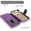 NAVOR Zevo S2 Ultra Slim Light Premium Wallet Case for iPhone 7 - IP7-ZS2