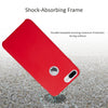 NAVOR Slim Fit Protective Bumper Shockproof Case for iPhone 7 Plus / 8 Plus [MOUJI Series]