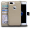 NAVOR Slim & Light Flip Wallet  Case for iPhone 7 Plus (Zevo S2 Series)