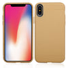 Navor Slim Fit Protective Soft and Lightweight Bumper Shockproof Case for iPhone X iPhone 10
