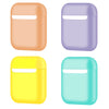 4 Colors - Protective Airpods Case [2 pcs] Shock Proof Soft Skin for Airpods Charging Case - KIT3