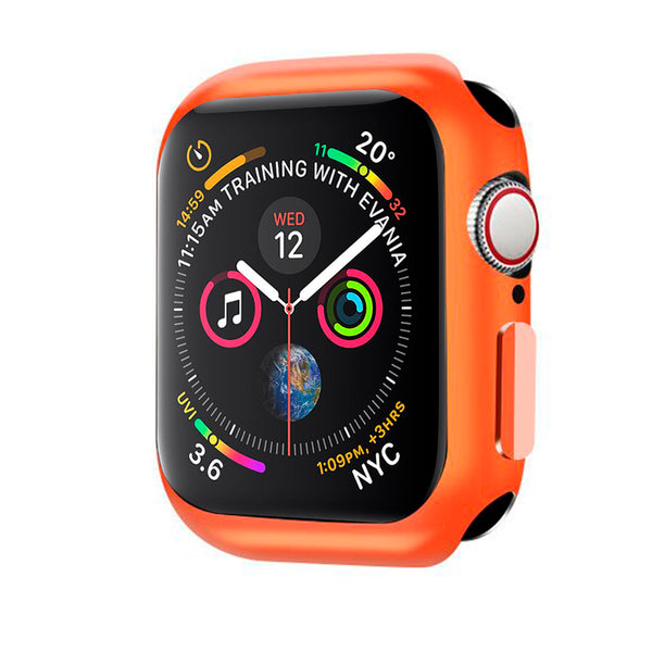 Navor Scratch-Resistant and Shock-Proof Soft TPU Case for Apple Watch Series 4/ Series 5