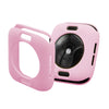 3 Pks Navor Shock-Proof Soft TPU Cover Case for Apple Watch Series 4/ Series 5 - Pink/Purple/Mint
