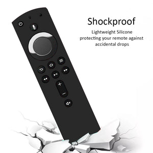 NAVOR Fire TV Remote Silicone Case