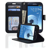 Samsung Galaxy S3 Wallet Case - Navor