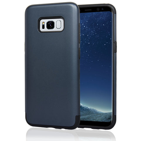 Navor Samsung Galaxy S8 Plus Heavy Duty Shockproof TPU Hybrid Dual Layer Bumper Case