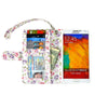 Navor Samsung Galaxy Note 3 Wallet Case - PR Flower