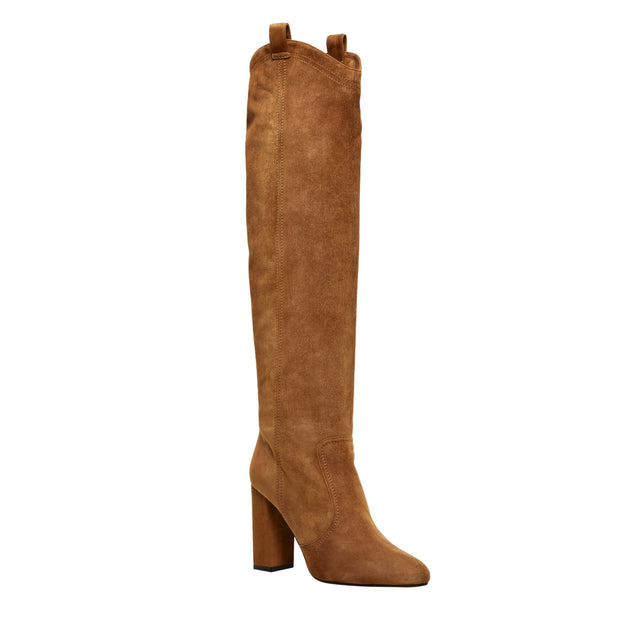 Bronco Knee High - Suede