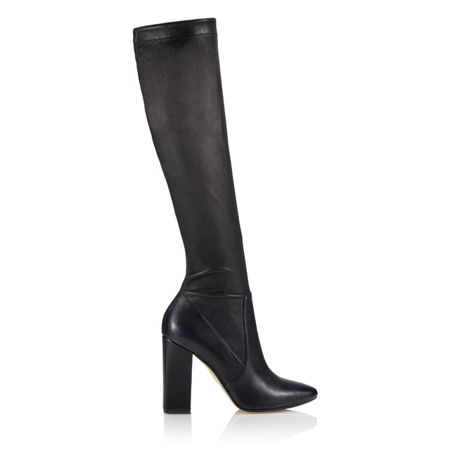 Helmut Knee High 105 - Stretch Nappa