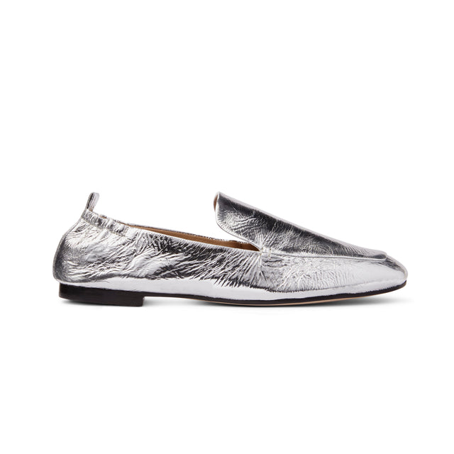 Stow - Textured Metallic Calf
