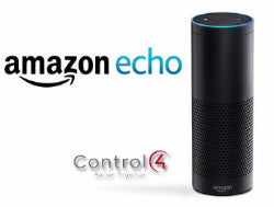 Amazon Echo / Echo Dot Driver for Control4