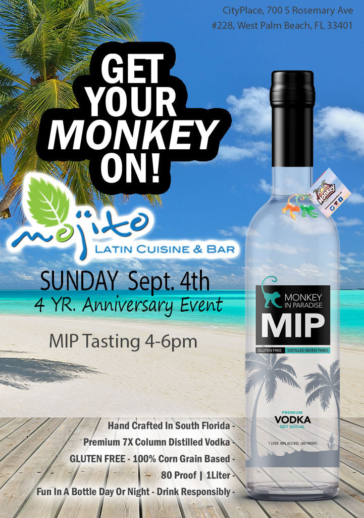 Mojito's Celebrates 4 YRS With MIP