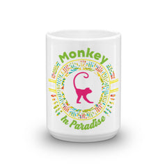 MIP Mug - MIP Monkey In Paradise - 6