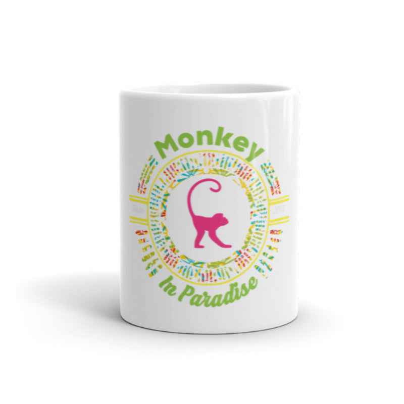 MIP Mug - MIP Monkey In Paradise - 1