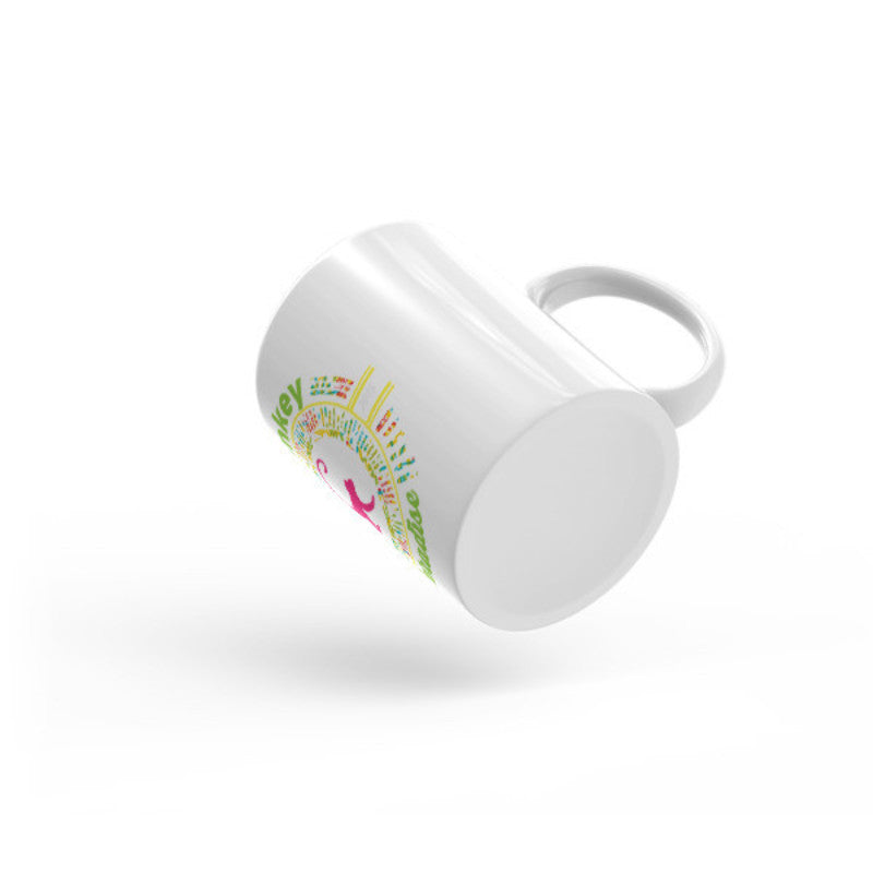 MIP Mug - MIP Monkey In Paradise - 7
