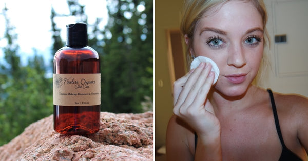 June Featured Product: Timeless Makeup Remover & Nourisher