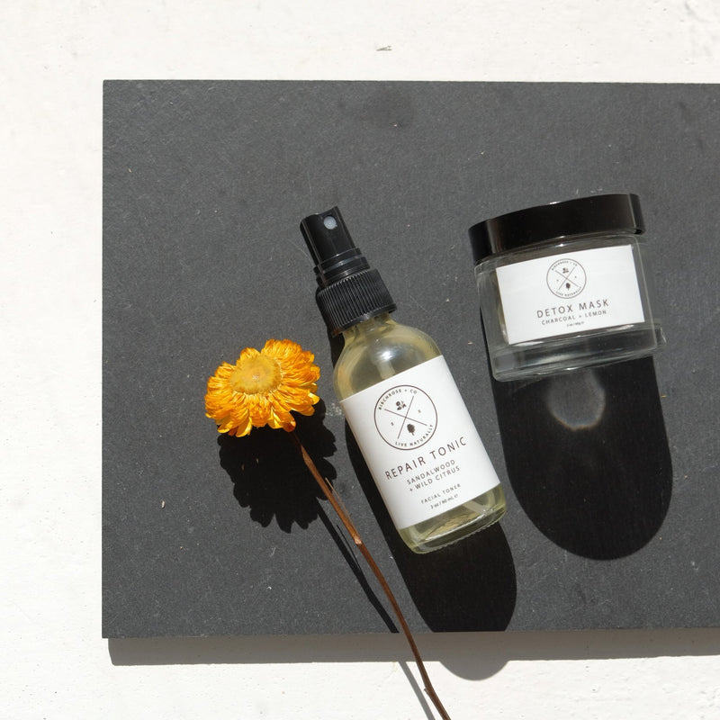 Birchrose Detox Purifying Set - Birchrose + Co | Vegan Concept Hong Kong