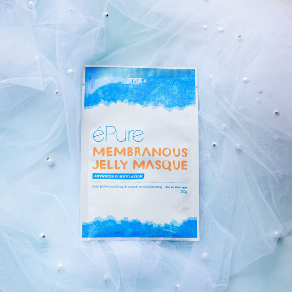 Membranous Jelly Masque (single pack) - Vegan Concept