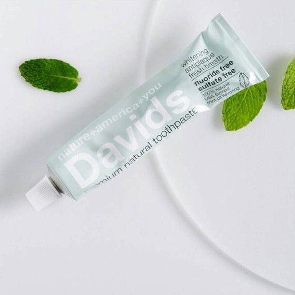 Premium Natural Toothpaste - Peppermint - Vegan Concept