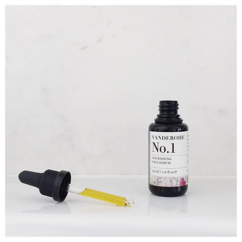 No.1 Nourishing Face Serum - 30ml - VANDEROHE | Vegan Concept Hong Kong
