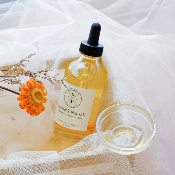 Cleansing Oil - Tamanu + Wild Citrus - Birchrose + Co | Vegan Concept Hong Kong