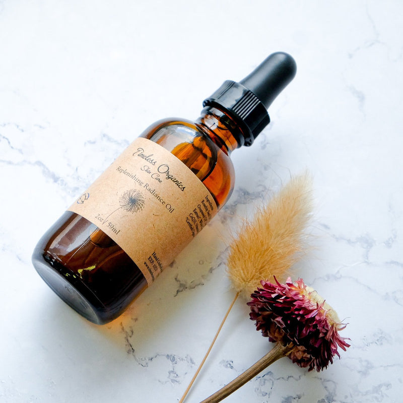 Timeless Replenishing Radiance Oil - Vegan Concept