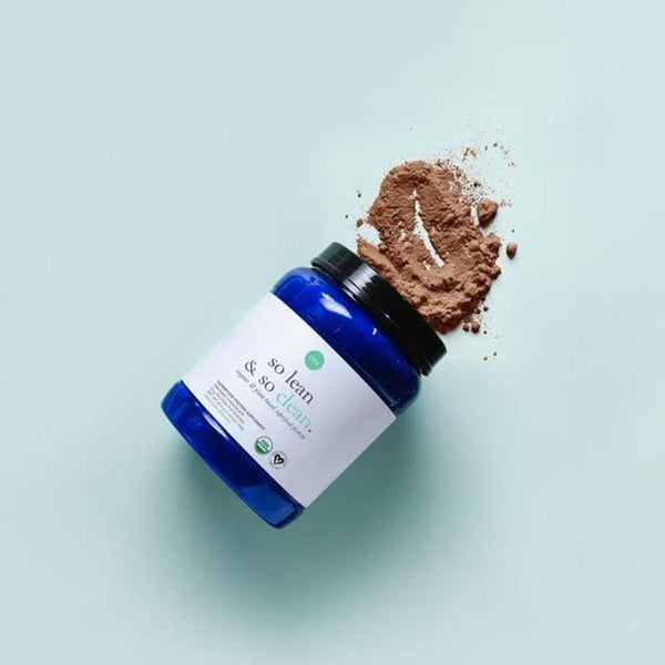 Organic Protein Powder - Chocolate - Vegan Concept