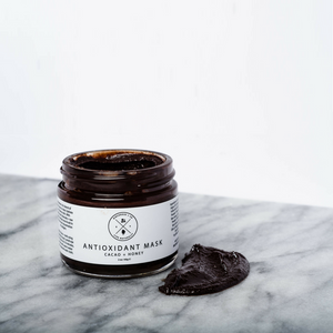 Antioxidant Mask - Cacao + Coconut Nectar (To be opened by 1 Feb 2020) - Birchrose + Co | Vegan Concept Hong Kong