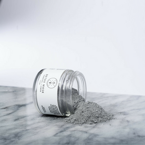 Detox Mask - Charcoal + Lemon (To be opened by 1 Feb 2020) - Birchrose + Co | Vegan Concept Hong Kong
