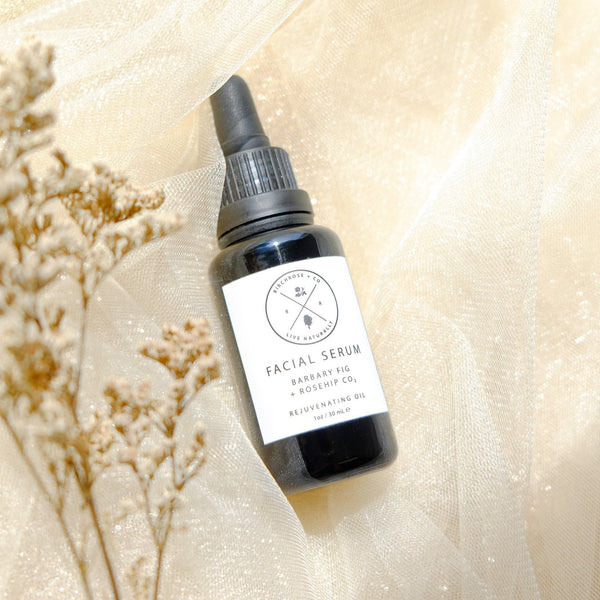 Facial Serum - Barbary Fig + Rosehip CO2 - Birchrose + Co | Vegan Concept Hong Kong