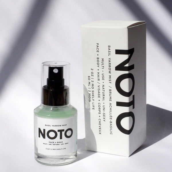 Basil Yarrow Mist (Packaging Defect) - Noto Botanics | Vegan Concept Hong Kong