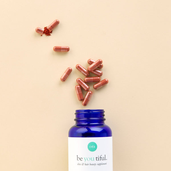 Beauty Vitamin Blend for Skin - Ora Organic | Vegan Concept Hong Kong
